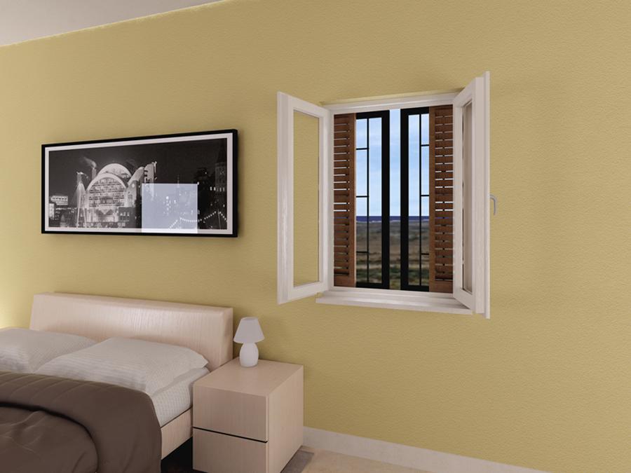 Controtelaio finestre